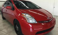 CLICK FOR FULL INVENTORY: http://5starautos.net/  916-368-7886  3,000 DOWN ! NO CREDIT OK!!! WE DO NO CREDIT CHECK & NO INTEREST FINANCING!!! 2008 TOYOTA PRIUS HYBRID 4DR RED! ALL POWER! RELIABLE* GREAT MPG*CLEAN! AUTOMATIC! LOADED! ALL POWER!
