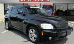 Chevrolet HHR LT 4dr Wagon-Full Power Automatic 4-Speed Black 73627 I4 2.2L I42009 Wagon Michael's Auto Plaza 518-689-0266