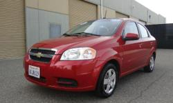 **WE FINANCE GOOD BAD OR NO CREDIT!!* RATES LOW AS 4.99!! $2500 DOWN! CALL NOW!! WONT LAST! WOW! ONLY 38K MILES! 1-OWNER! GORGEOUS RED PAINT! MUST SEE! NEW TIRES! ICE COLD A/C! DUAL AIRBAGS! CD PLAYER w AUX PORT! CRUISE CONTROL! POWER STEERING! IMMACULATE