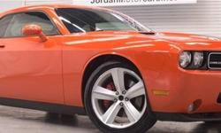 $487.00 monthly payment apply for credit here : https://vpix.us/credit/dealer/jordanmotors10west/  The return of the iconic Dodge Challenger brings what pony car fanatics crave: ground shaking performance, unmistakable design cues