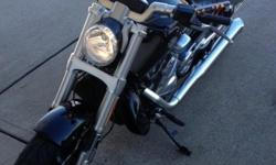2009 Harley-Davidson V-Rod Muscle 5,035 miles. Completely stock as original from factory ABS Security System Flawless condition Always garaged New rear 240 MM tire put on June 2012 New front tire put on June 2012 Clear title Mature adult owned, never