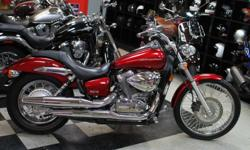 2009 Honda VT 750 Shadow Spirit 750cc 1,608 miles Very clean, one owner, ready to ride. The Motorcycle Shop 2423 Austin Hwy San Antonio, TX 78218 210 654-0211 http://www.themotorcycleshopsa.com Largest selection of New & used scooters. Sales - Services -