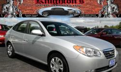 2009 Hyundai Elantra GLS 4dr Sedan 4A -$8,995 CLEAN CARFAX!! 2009 Hyundai Elantra 4Dr Sedan!! ONLY 49K MILES!! Power Windows, Locks, and Mirrors; AM/FM/CD; Auxiliary Audio Input Jack; Air Conditioning; Cruise Control; and Steering Wheel