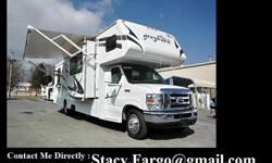 """Description: Top Line Information Year: 2009 VIN: 1FDXE45S38DB23454 Make: Jayco Stock: C-DB23454 Model: Greyhawk 31GS Mileage: 600 Body: E-450 Super Duty 176"""" DRW Condition: New Title: Clear Type: Motorized Class C Exterior: Other Interior: Other ,"""