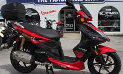 2009 Kymco Super 8 150cc with Givi top box, ready to ride, just serviced and new battery,Price $1350.00 The Motorcycle Shop 2423 Austin Hwy San Antonio, TX 78218 210 654-0211  http://www.themotorcycleshopsa.com  Largest selection of New
