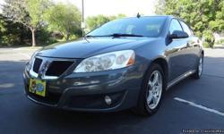 2009 ***PONTIAC G6 4dr Sedan*** Reduced Auto Solutions LLC -- (916) 835-8875 Easy Haggle Free Cash Price -- $5,600 ***Financing Price Based on Credit*** *Make: *Pontiac* *Model: *G6* *Series: *4dr Sedan* *Model Year: 2009 *VIN: 1G2ZJ57N294262678