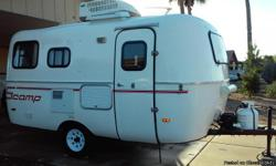 2009 scamp 16ft travel trailer. Lite weight Rear dinning/bed Center. Kitchen. 3 bunner. Stove oven 3 way refrigerator Sink fully self-contained Front. Bunks/sofa everything. Works great extremely clean asking $12,400 Call (520) 878-3421