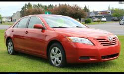 2009 TOYOTA CAMRY LE ! Beautiful Low Mile Sedan! - $9995 (Valatie NY)   2009 TOYOTA CAMRY LE fuel: gas odometer: 78445 title status: clean transmission: automatic   2009 TOYOTA CAMRY LE ! Beautiful Low Mile Sedan! Dark Red Exterior! Spotless