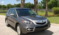 2010 Acura RDX Turbo LOW MILES - 30,132! FUEL EFFICIENT 24 MPG Hwy/19 MPG City!,NADA Retail! Moonroof, Heated Leather Seats, Back-Up Camera, Satellite Radio, Head Airbag, JDPower.com - 3.5 Power Circle Rated READ MORE! KEY FEATURES INCLUDE Heated Leather