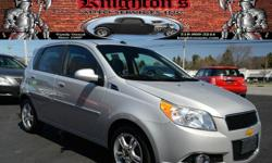 2010 Chevrolet Aveo Aveo5 LT 4dr Hatchback w/2LT -$8,995 ONLY 19K MILES!! 2010 Chevy Aveo Aveo5 LT 4dr Hatchback w/2LT!! Power Moonroof; Power Windows, Locks, and Mirrors; AM/FM/CD; Air Conditioning; Cruise Control; Steering Wheel Controls;
