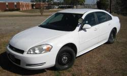 *****ONLINE AUCTION FOR GOVERNMENT SURPLUS.***** This is Item #1328-2515 on GovDeals.com, ending 2/26/2015. The current bid is $3,025 and is subject to change throughout the auction. This auction consists of a 2010 Chevrolet Impala Police FLEX Fuel 4-DR