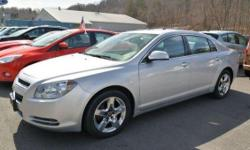 2010 Chevy Malibu 'LT' Sedan!! Remote Starter; Power Driver Seat; Power Windows; Locks; and Mirrors; Hands-Free Communication; Steering Wheels Controls; Optional Paddle Shifters; AM/FM/CD; Air Conditioning; 'On-Star' Capability; and Keyless Entry!! All of