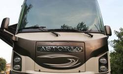 Beautifully well made Motorhome Diesel Pusher that drives incredibly easy (even in the winding mountains) and comfortably. I used this motor coach for my sales business on the road so I was the only one in it, my moving hotel. So needless to say it is in