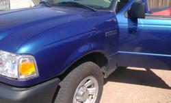 2010 FORD RANGER,COLOR BLUE, INTERIOR GREY LEATHER, LOW MILES 19000, SINGLE CAB, EXCELLENT CONDITION, RESTORED SALVAGE, INTERESTED CONTACT 903-758-3222 FOR MORE INFO.