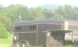 2010 horse trailer quality built fully enclosed .also 9 yr old mare pony asking 500 and a 5 yr old saddle mare asking 500.