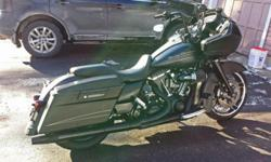 2010 Harley Davidson road glide custom, Call 603-455-7808 Engine Mods: R&R 107 Kit Beans Polished and ported heads S&S 585 Easy start cams S&S Adjustable push rods Barnet Clutch spring Trans sprocket 1 tooth less Engine cases are all powder