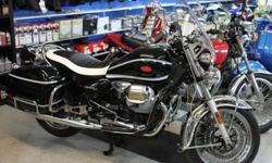 2010 Moto Guzzi California Vintage 1100cc 4,868 miles like new, great condition. The Motorcycle Shop 2423 Austin Hwy San Antonio, TX 78218 210 654-0211 http://www.themotorcycleshopsa.com Largest selection of New & used scooters. Sales - Services - Parts -