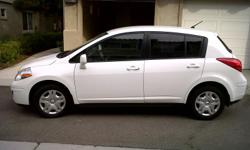 2010 NISSAN VERSA S, HATCHBACK ONLY (6700 MILES) EXCELLENT CONDITION AUTOMATIC POWER WINDOWS POWER LOCKS CRUISE CONTROL AM FM CD PLAYER REAR DEF AND WIPER REAR TINTED WINDOWS CAR MATS EMAIL OR CALL ME AT 951-214-8154 OR MAKE AN OFFER
