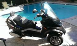 2010 Piaggio MP3 250cc. Motor scooter. 2100 miles. $5450.00 obo. up to 60-65 mpg.