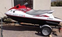 Jetski for sale, well taken care of covered when stored, less than 15 hours of use. In great condition no problems. Want to sell soon. Please call 575-649-3404 if interested but only serious inquires please.