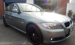 Welcome to 562 Auto Exchange at 13110 Lakewood Blvd Bellflower CA 90706. Come take a look at this 2011 Bmw 328i stock #440776 Gray exterior and black interior. Your job is your credit we offer multiple loan options with finance companies and credit unions