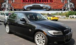 2011 BMW 3 Series 328i xDrive AWD - WE FINANCE - STK#9711-$20,995 CLEAN CARFAX!! ONLY 42K MILES!! 2011 BMW 328i xDrive AWD!! Moonroof; Full Power; Heated Seats w/Memory Settings; Dual Climate Control; AM/FM/CD; Hands-Free Communication;