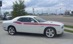 Hell froze over a few years ago, and finally just melted in Wyoming. This replica of the 1972 Dodge Challenger RT still has all the muscle, but as the ice has chipped away there has been a few technological advancements, especially surrounding the bonus