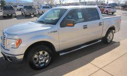 2011 ford eco-boost f-150 crewcab
