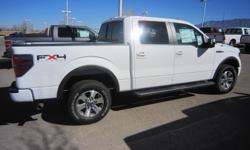2011 Ford F-150 Crewcab FX4 contact spencer deal 806-379-6222