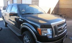 2011 Ford F-150 crewcab King Ranch 4wd contact spencer deal 806-379-6222