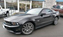 AWESOME SOUND!! 2011 Ford Mustang GT!! 5.0L V8; 6-Sp Manual Transmission!! 'Bassani' 3 Stainless Steel Aft-Cat Exhaust with X-Style Crossover!! Heated Seats; Full Power; 'Shaker' Audio System; Sync; Sirius; Air Conditioning; Steering Wheel Controls; '5.0'