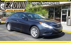 2011 Hyundai Sonata for sale. - Engine Size: 4 cyl - Transmission: Automatic - Body Style: Sedan For $500 down you can Drive Home Today in this 2011 Hyundai Sonata. Our Offer: - 100% APPROVAL - Good Credit, Bad Credit, Bankruptcy - EVERYONE IS