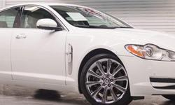 $487.00 monthly payment apply for credit here : https://vpix.us/credit/dealer/jordanmotors10west/ One owner, clean Carfax! When the Jaguar XF made its debut in 2009, reviewers agreed that Jaguar introduced an undeniably modern luxury
