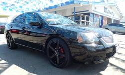 Welcome to 562 Auto Exchange at 13110 Lakewood Blvd Bellflower CA 90706. Come and take a look at this 2011 Mitsubishi Galant stock #023477 Black exterior Gray interior. Your job is your credit, we offer multiple loan options with finance companies and