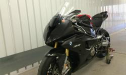 2012 RR Ambassador bike is for sale. This BMW S 1000 RR was used strictly for PR and Trackdays. This RR was always maintained as it contractually had a service plan and has never gone without. Oil changed once a month and brakes flushed twice a year. Most