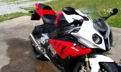 This is an absolutely fantastic bike to own. Asingle owner, it has been meticulously maintained and garage kept. Current mileage is 11,200. Give me a call if you are interested. Need to sell!