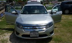 ford fusion 71,000 miles all leather michelin tires serviced by ford. nice car