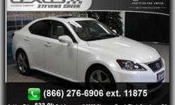 Cruise Control, Warranty, Pass-Through Rear Seat, Ipod Adapter, Rain-Sensing Wipers, High Performance Tires, Handsfree/Bluetooth Integration, Steering Wheel Controls, Cooled Seats, Rear Window Defroster, Power Seat (Dual), Ventilated Seats