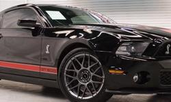 https://app.purechat.com/w/bswuxm CLEAN CARFAX! If youre looking for the baddest Mustang out there, look no further! The 2012 Mustang Shelby GT500 Performance Package. The performance package was developed to provide track performance. SVT engineers