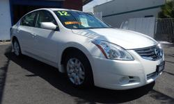 Welcome to 562 Auto Exchange at 13110 Lakewood Blvd Bellflower CA 90706 **562-529-8800**Come and take a look at this white 2012 Nissan Altima stock #424014. We finance everyone NO credit ok, NO license ok, repos OK,your job is your credit, we