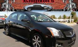 2012 Nissan Sentra 2.0 Sedan!! Factory Navigation; Power Moonroof; Power Windows, Locks, and Mirrors; AM/FM/CD; Air Conditioning; Cruise Control; Bluetooth Capability; Steering Wheel Controls; Alloy Wheels; Spoiler; and Keyless Entry!! AVAILABLE WITH