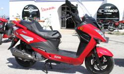 2012 Sym RV200 Red, only 100 miles, water cooled, great to commute on. 2595.00  The Motorcycle Shop 2423 Austin Hwy San Antonio, TX 78218 210 654-0211  Come in and check it out!