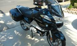 2013 BMW R1200RT heated grips and seats, cruise control, electric adjustable windscreen, very clean and well kept.