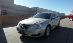 2013 Chrysler 200 Limited Sedan Has 36,043 Miles contact Spencer Deal 505-288-6596 at Don Chalmers Ford in Rio rancho,nm www.donchalmersford.com