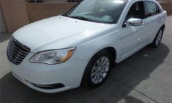 2013 Chrysler 200 Limited Sedan has 34,038 miles contact Spencer Deal 505-288-6596 at don chalmers ford in rio Rancho,nm www.donchalmersford.com