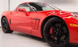 Menu Price $44950.00! Looking to get into the latest and greatest track-pack Corvette? Come see this 2013 Corvette Grand Sport! The Grand Sport model Corvette comes well equipped with many Z06-esque features, including larger, wider tires, drilled rotors,