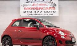 $256.00 monthly payment apply for credit here : https://vpix.us/credit/dealer/jordanmotors10west/ Burbling, snarling exhaust and a slick gearbox add to the fun of blasting around in this 2013 Fiat 500 Abarth. This is a one owner, clean Carfax sport
