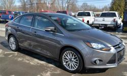 2013 Ford Focus 'Titanium' Sedan! Heated Seats! Power Moonroof! #A9936 2013 Ford Focus 'Titanium' fuel : gas transmission : automatic title status : clean Stock #A9936. 2013 Ford Focus 'Titanium' Sedan!! Navigation System; Power Moonroof; Rear View