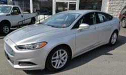2013 Ford Fusion 'SE' Sedan!! Power Driver Seat; Power Windows; Locks; and Mirrors; Sync; Sirius; AM/FM/CD; Air Conditioning; Steering Wheel Controls; Cruise Control; Heated/Signal Mirrors; 17 Alloy Wheels; and Keyless Entry!! All of our inventory is