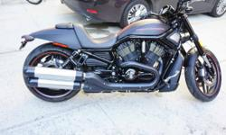 2013 harley davidison v rod night rod special Denim Black looks brand new This bike is just a beautiful looking piece!!! Was always covered and very well taken care of, looks and drives like a brand new bike. Has less then 1400 miles and both tires